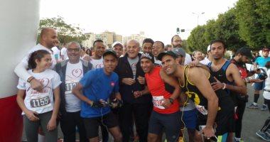 مجدى يعقوب: ماراثون أسوان رسالة حب مصرية لجذب السياحة العالمية