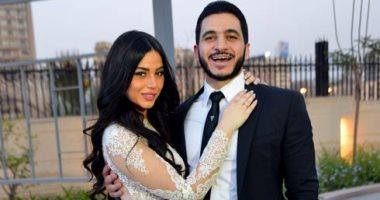 """المخرج كريم السبكى يرزق بمولودته الأولى """"ليالى"""" من شهد رمزى"""