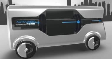 """""""فورد"""" تطور تقنية لربط الطائرات بدون طيار بالسيارات الذكية لتوصيل الطلبات"""