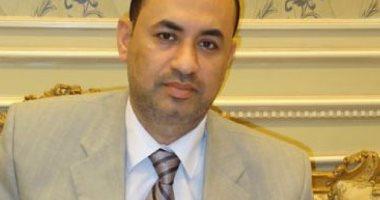 النائب أحمد رفعت يقترح استغلال الطاقات البشرية بالسجون للعمل فى الزراعة