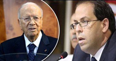 """رئيس حكومة تونس يجتمع بأطراف """"وثيقة قرطاج"""" ويؤكد التزام الجميع بها"""
