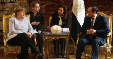 برلين: العلاقات المصرية الألمانية جيدة ولدينا الكثير من مجالات التعاون المشترك