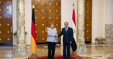 شاهد في دقيقة.. مصر وألمانيا.. شراكة وتنمية مستدامة