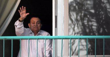 """بالصوت.. مبارك لـ""""صوت الأمة"""": """"هاقعد فى بيتى بعد البراءة ولن أذهب لشرم الشيخ"""""""