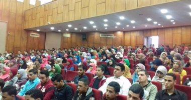 افتتاح المؤتمر الدولى السابع للتنمية الزراعية المتواصلة بزراعة الفيوم