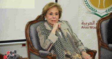 ميرفت التلاوى تدعو لتجمع عربى نسائى كبير لنشر الأدوار الجديدة للمرأة
