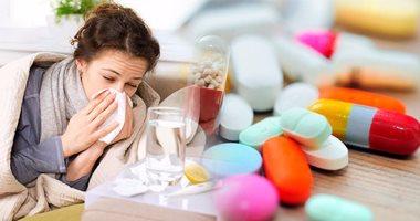 فيديو معلوماتى.. الابتسامة تقوى المناعة.. 8 نصائح للوقاية من الأنفلونزا بالشتاء