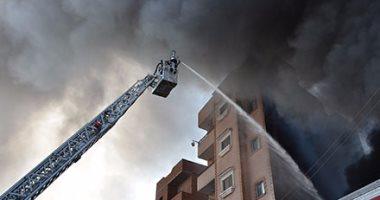 السيطرة على حريق داخل شقة سكنية فى السيدة زينب دون إصابات