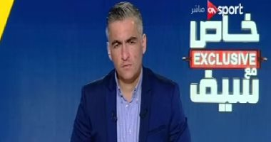 بالفيديو.. سيف زاهر يهاجم ثنائى إنبى بعد الاعتداء على مراسل اليوم السابع
