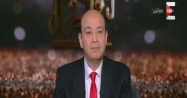 أديب فى أول ظهور بعد شفائه: يجب أن يحصل كل مواطن مصرى على تأمين صحى