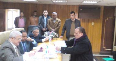 اللجنة العليا للانتخابات تبدأ تلقى طلبات الترشح على مقعد محمد أنور السادات