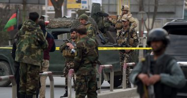 """""""الناتو"""" فى كابول يصف الهجوم على قاعدة عسكرية أفغانية بأنه """"دموى وبغيض"""""""