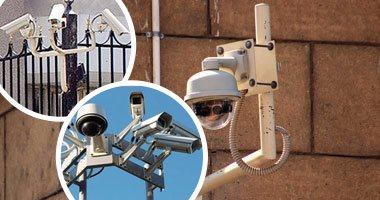 تشغيل 46 كاميرا بالمرحلة الأولى لمنظومة كاميرات المراقبة بمدينة الشروق