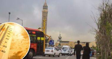 الأرصاد: طقس الغد شديد الحرارة.. والعظمى بالقاهرة 41 درجة