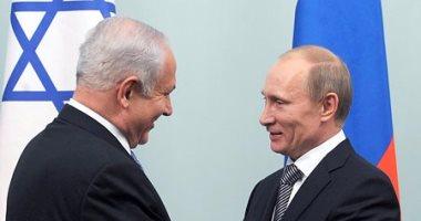 الرئاسة الروسية: بوتين ونتنياهو يلتقيان غدا فى سوتشى