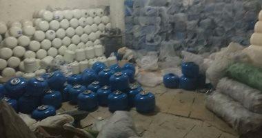 استدعاء ضابط التحريات فى واقعة ضبط عصابة سرقة مواتير المياه بالسيدة زينب