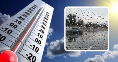 غدا طقس مائل للحرارة وأمطار خفيفة على السواحل الشمالية والقاهرة 33 درجة