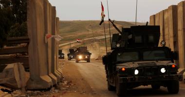 """العراق: ضبط موقع لـ""""داعش"""" فى عملية أمنية جنوب بعقوبة"""