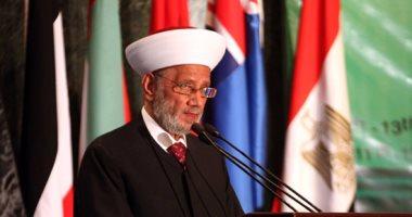 مفتى لبنان: موقف الحريرى فى قمة مكة سليم ومسئول ويعبر دستوريا عن الحكومة