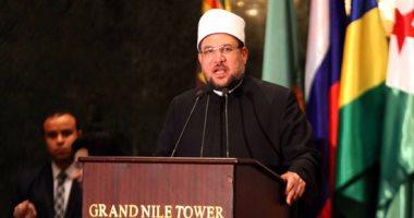 وزير الاوقاف من الفيوم : لابد من اسناد تجديد الخطاب الديني للمتخصصين