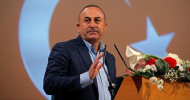 وزير خارجية تركيا يكذب ويتجمل: العملية العسكرية فى سوريا وفق القانون الدولى