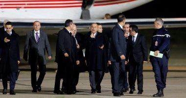 ننشر أول صور لوصول وزير خارجية تركيا إلى فرنسا بعد منعه من دخول هولندا