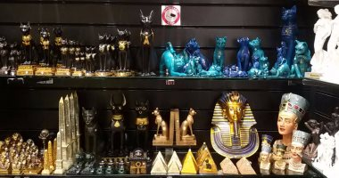 معرض المستنسخات الأثرية الفرعونية فى إيطاليا يتجاوز 20 ألف زائر