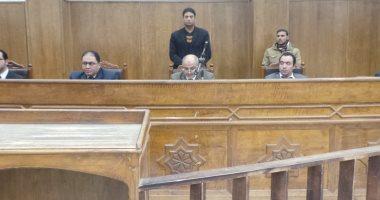 جنايات دمياط تقضى بإعدام ثلاثة متهمين لقتل مسن عمدا