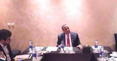 حكومة عبد الله الثنى تنتظر اجتماع مجلس النواب الليبى لتحديد مصير استقالتها