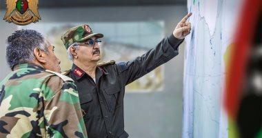 الجيش الليبى يعلن المنطقة الممتدة من الجفرة إلى سبها منطقة عمليات عسكرية