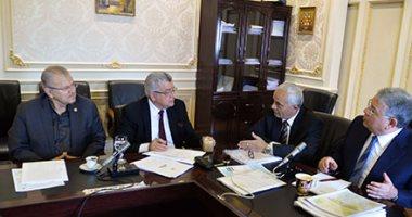 """""""تعليم البرلمان"""" تناقش مخصصات البحث العلمى بالموازنة الجديدة بحضور الوزير"""