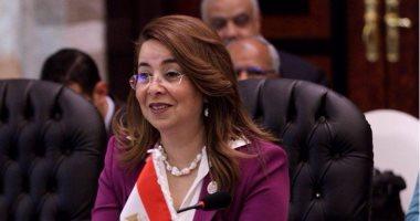 غادة والى: مجلس النواب وافق على منحة بنك التنمية الإفريقى لتطوير بنك ناصر