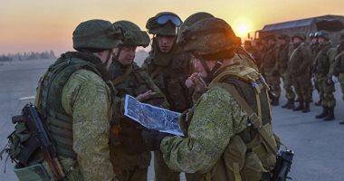 وزارة الدفاع الروسية ترسل عشرات العربات المدرعة إلى سوريا