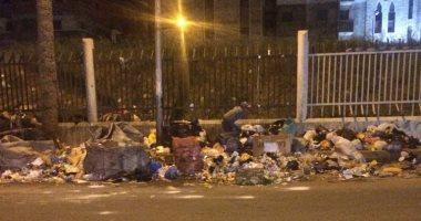 محافظة الغربية تناشد المواطنين الإبلاغ عن نباشين القمامة