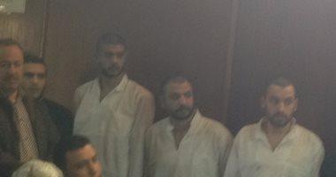 المؤبد لـ7 متهمين والسجن من 6 لـ15 سنة لـ12 آخرين بعصابة الدكش فى القليوبية