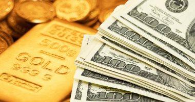 الذهب يرتفع مع هبوط الدولار بعد بيانات فاترة بشأن الوظائف فى أمريكا