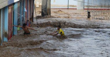 فيضانات عارمة تجتاح بيرو.. ونزوح عشرات الآلاف من منازلهم