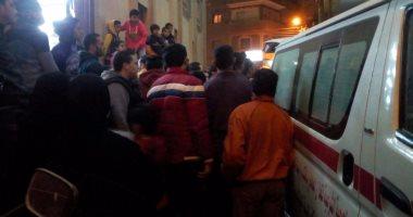 إصابة 10 أشخاص بطلقات نارية فى مشاجرة بين عائلتين بالفيوم