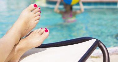 5 خطوات لتجعلى قدميكِ جاهزتين لاستقبال الصيف