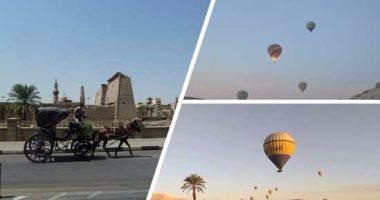 خبراء السياحة بالأقصر يشيدون بالموسم الشتوى: ارتفاع إشغالات الفنادق لـ90%