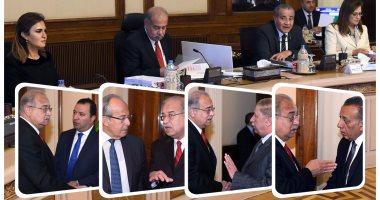 متابعة المشروعات الخدمية فى اجتماع مجلس المحافظين برئاسة شريف إسماعيل