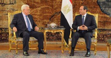 """سفير فلسطين بالقاهرة: القمة المصرية الفلسطينية """"إيجابية"""""""