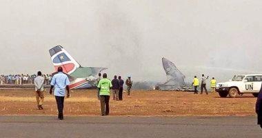 """""""فرانس برس"""" ترد على روسيا اليوم: 14 جريحا فقط في تحطم طائرة جنوب السودان"""