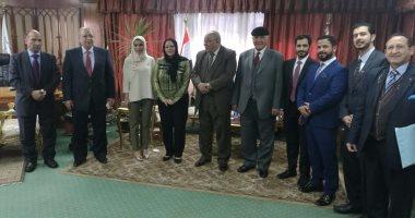 بالصور.. أول تفعيل لبروتوكول التعاون بين مجلس الدولة المصرى ومملكة البحرين