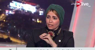 """بالفيديو..عالمة مصريات: المصريون هم """"الشعب المختار"""" وسنعيش سبع سنوات عجاف"""