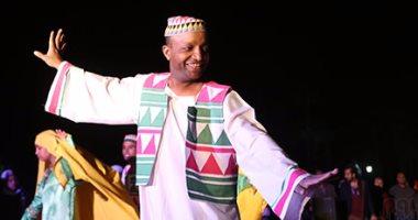 وزير الثقافة ومحافظ الأقصر يشهدان افتتاحية الأقصر عاصمة الثقافة برقصات تراثية