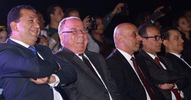 بالصور.. وزير الثقافة ومحافظ الأقصر يشهدان افتتاحية الأقصر عاصمة الثقافة برقصات تراثية