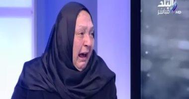 بالفيديو.. والدة شهيد تبكى على الهواء: مبقاش فيه عيد أم