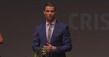 رسميا.. كريستيانو رونالدو أفضل لاعب فى البرتغال لعام 2016
