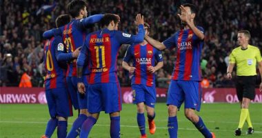 برشلونة يحقق رقما تاريخيا فى الدورى الإسبانى.. تعرف عليه
